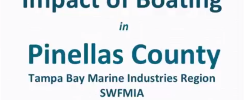 Impact of Boating in Pinellas County and St. Petersburg Downtown Waterfront Breakwater Proposal