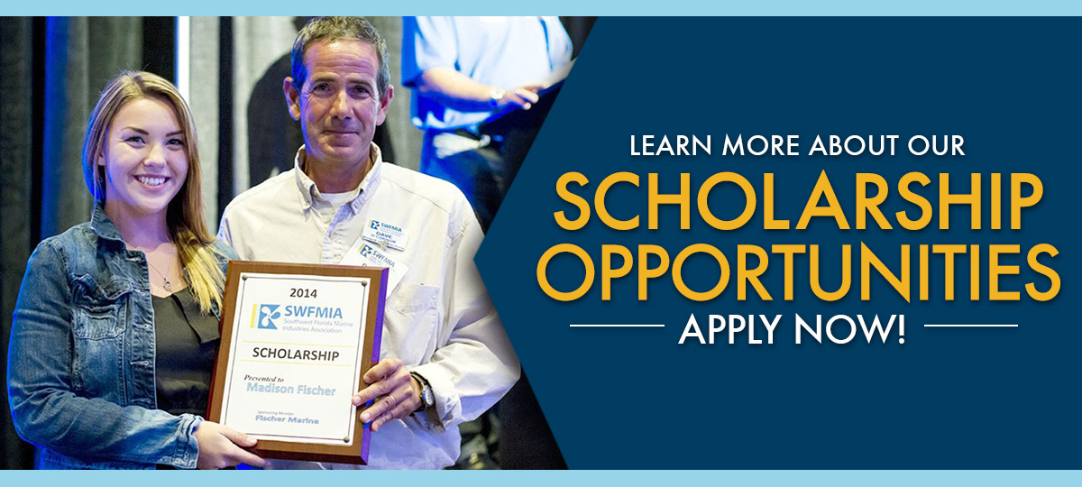 Learn more about our Scholarship opportunities. Apply Now!