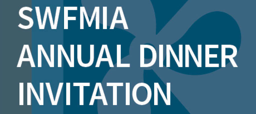 SWFMIA Annual Dinner Invitation